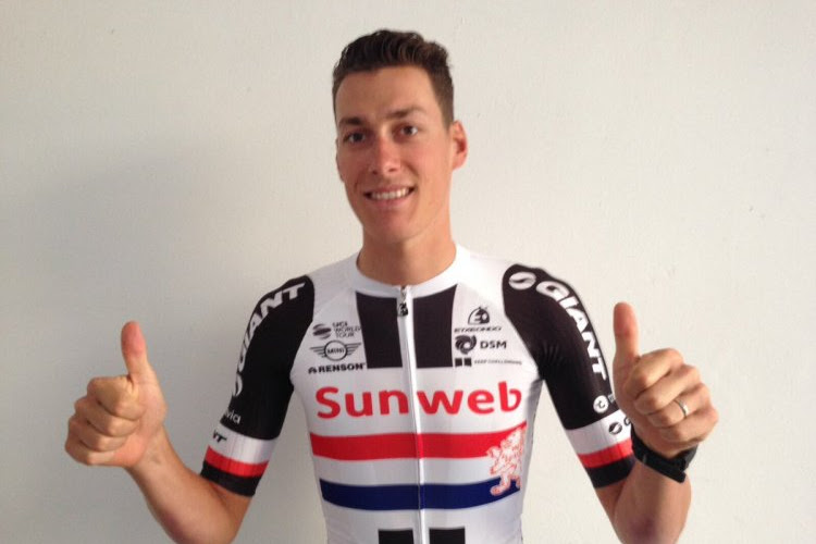 OFFICIEEL: Nederlandse kampioen verlaat Team Sunweb