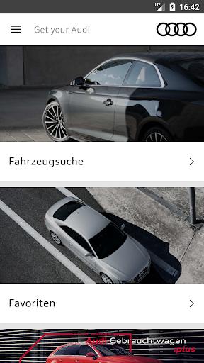 Get your Audi screenshot 1