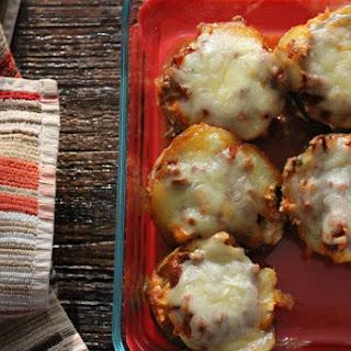 Zucchini Lasagna Muffins