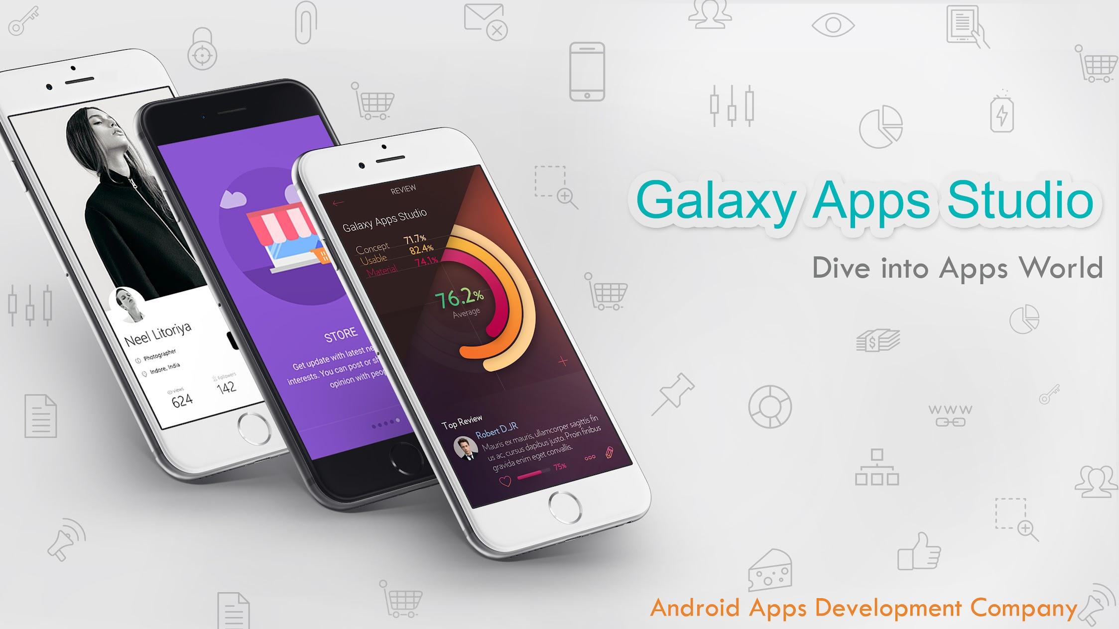 Galaxy Apps Studio