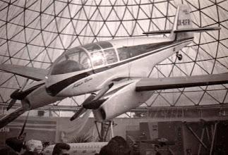 Photo: Ae-145 Super Aero / OK-KFR BVV