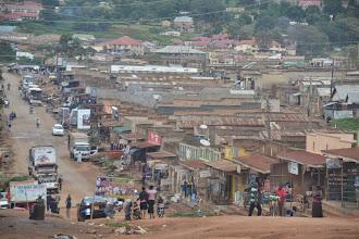 Photo: Mubende Town