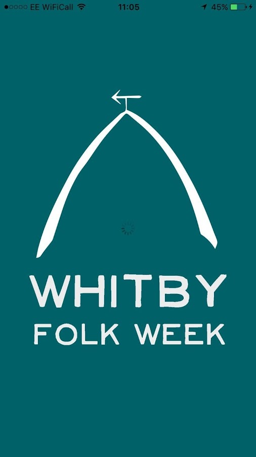 Whitby Folk Week- screenshot