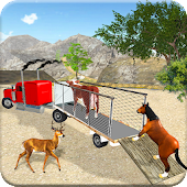 Animal Transport Games: Farm Animal