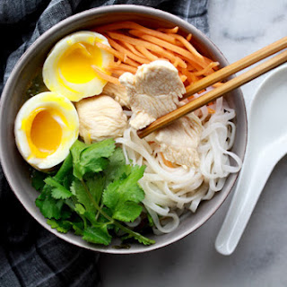 Miso Chicken Noodle Soup Recipe