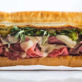 Roast Beef Sandwich with Charred Scallions and Pickled JalapeñOs Recipe