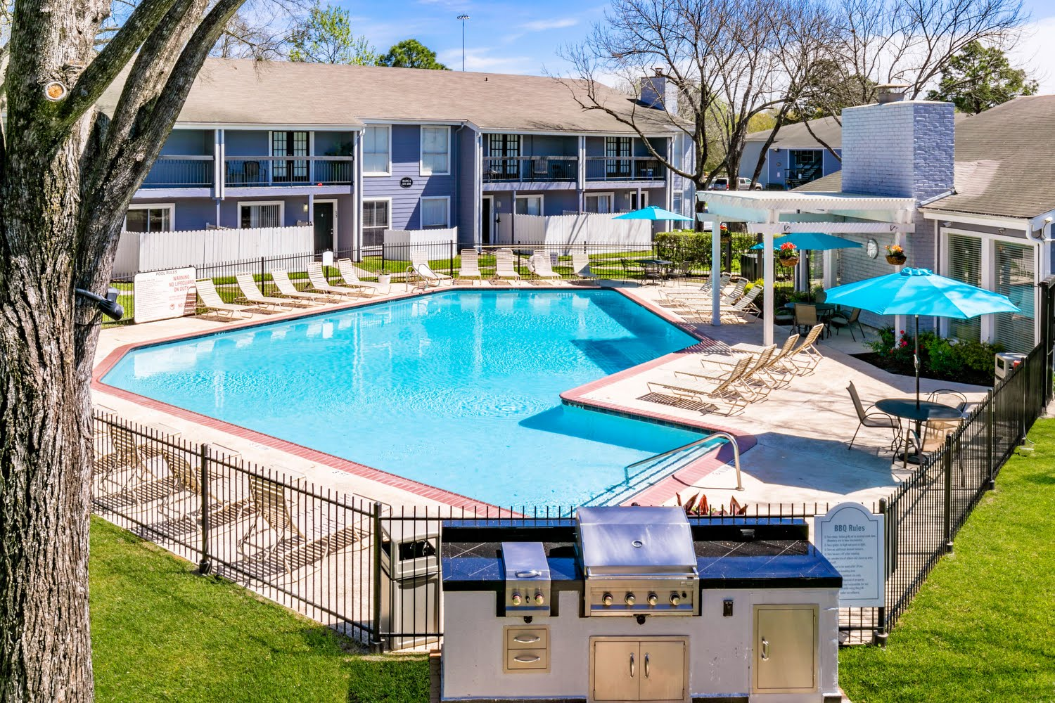 Lakewood Apartments In Tomball Texas