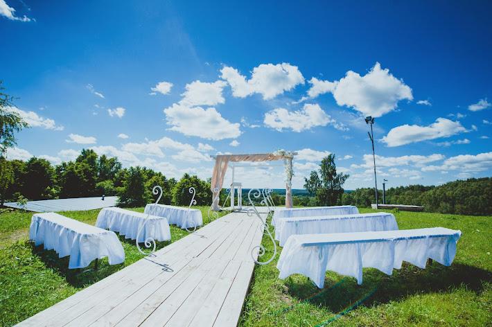 Фото №6 зала Свадебный парк «Изгиб»