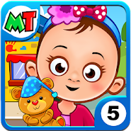 My Town : Daycare APK icon