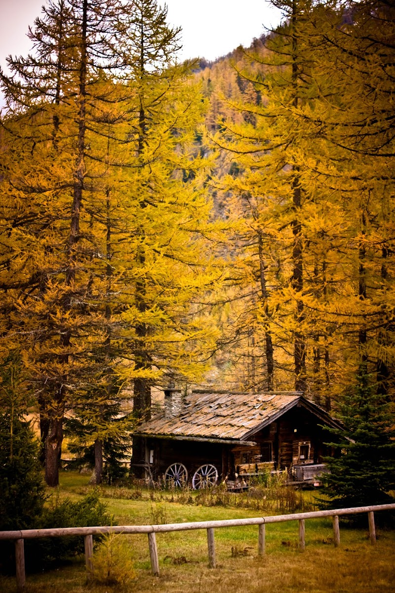 Far West autunnale di Claudio Polesel