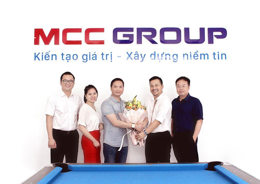 Mục tiêu mới của Học viện AMC sau khi Nguyễn Trung Kiên nhận chức