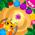 Marble Dragons Shoot Color Balls icon