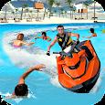 Beach Lifeguard Boat Rescue