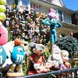 bizarre dollhouse in Toronto in Toronto, Ontario, Canada
