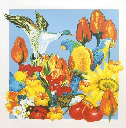 Afbeelding van schilderij Arjan van Arendonk
