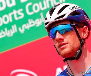Sam Bennett maakt het werk van Deceuninck-Quick.Step weer fraai af en wint opnieuw in de Emiraten