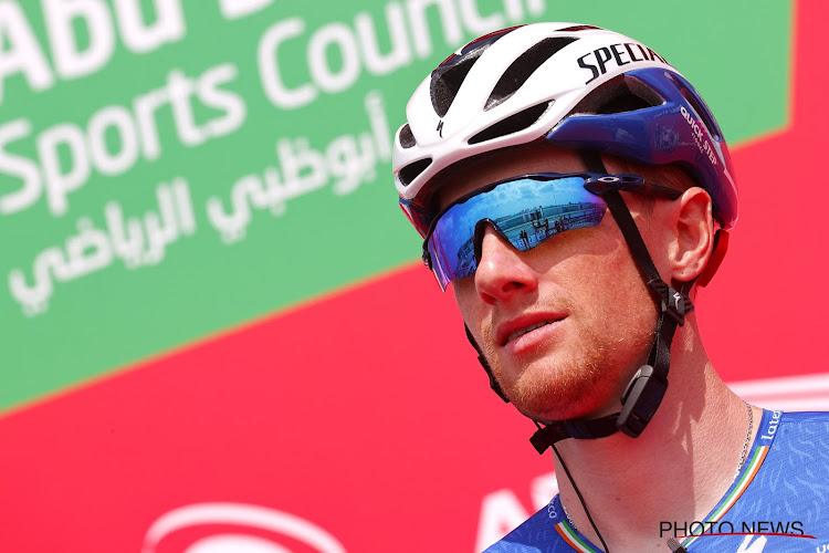 """Sam Bennett verliest leiderstrui in Parijs-Nice: """"Teleurgesteld over mijn sprint"""""""