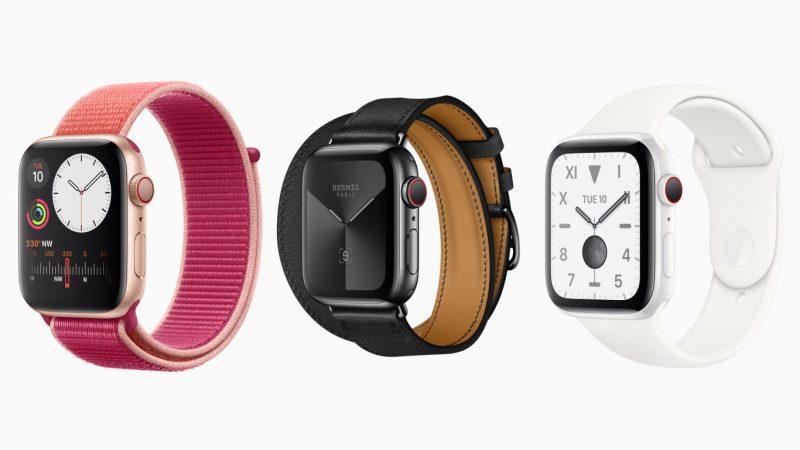 5 smartwatch น่าใช้ในปี 2021 5