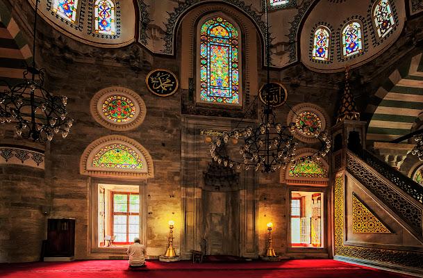 Una preghiera in moschea di CarloBassi
