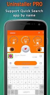Delete apps PRO : uninstall apps & app remover 3