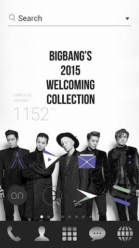 Bigbang2015ドドルランチャーテーマ