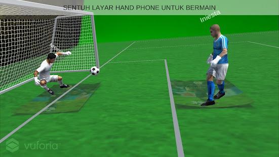 Download Sepak Bola AR For PC Windows and Mac apk screenshot 3
