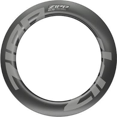 Zipp 808 Firecrest Carbon Rim - 700, Disc Brake, Matte Carbon, 24H, Front/Rear