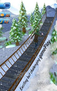 Subway Skater Mountain Surfer screenshot 7