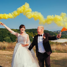 Wedding photographer Pavel Yanovskiy (ypfoto). Photo of 10.09.2017