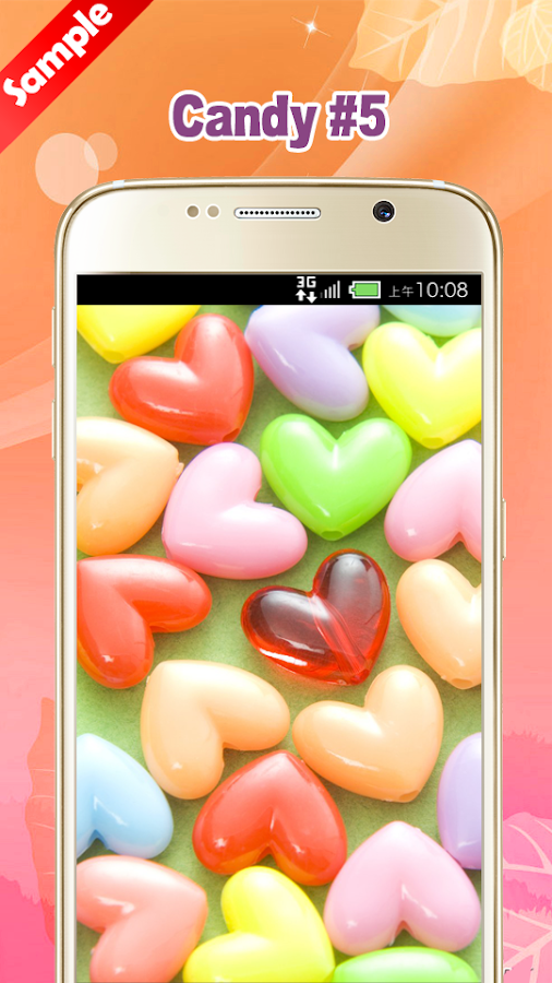 Candy wallpaper android apps on google play candy wallpaper screenshot sciox Gallery