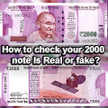 How To Check New 2000 Note Fake download