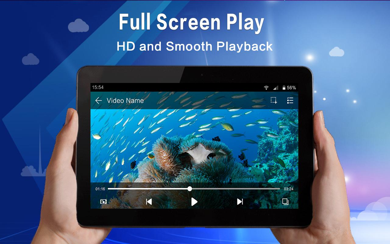 HD Video Player - Media Player- screenshot