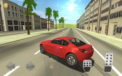 Real City Racer screenshot 1