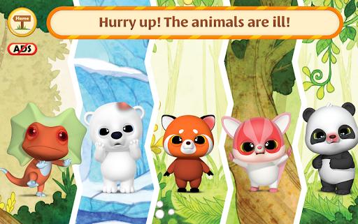 YooHoo: Pet Doctor Games for Kids! 1.1.2 screenshots 17