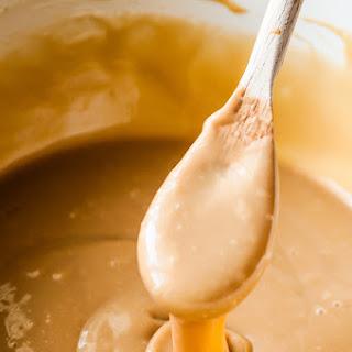 Easy Dulce De Leche Sauce