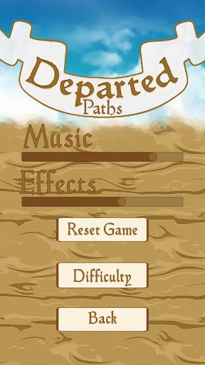 Departed Paths - Survival Adventure - screenshot