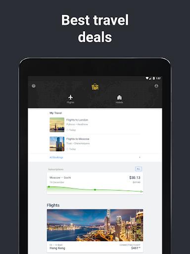 Hotels and Flights  screenshots 6