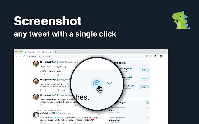 Pikaso - Screenshot Twitter