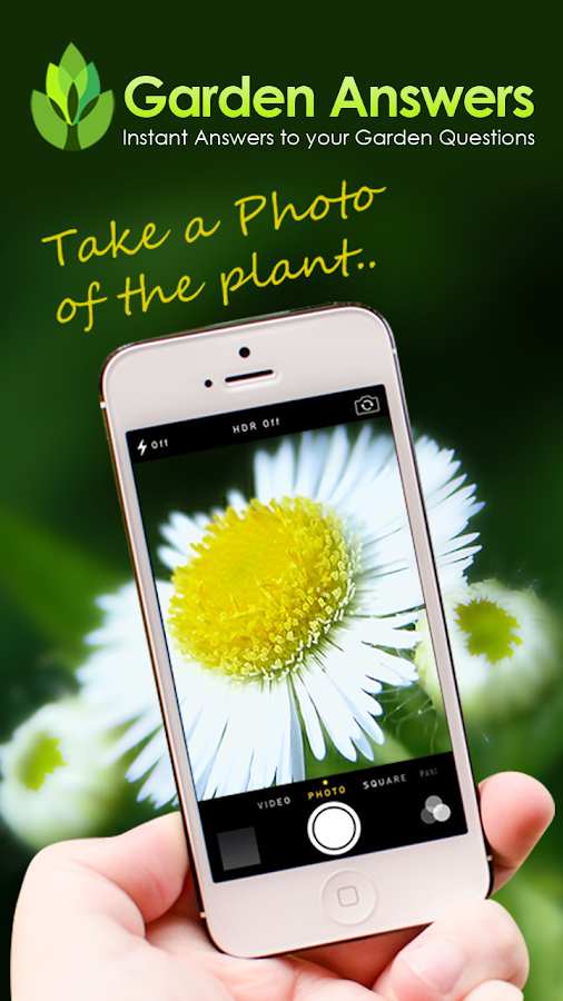 GardenAnswers Plant Identifier- screenshot