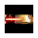 <b>Star Wars</b> The <b>Force Awakens</b>: Rey vs Kylo Ren