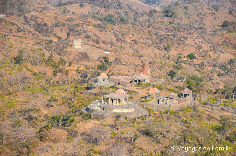 Temples Kumbhalgarh