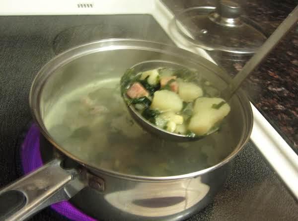 Ham & Vegetable Soup
