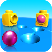 Puzzle Games - New Game Fill Ball By Ball
