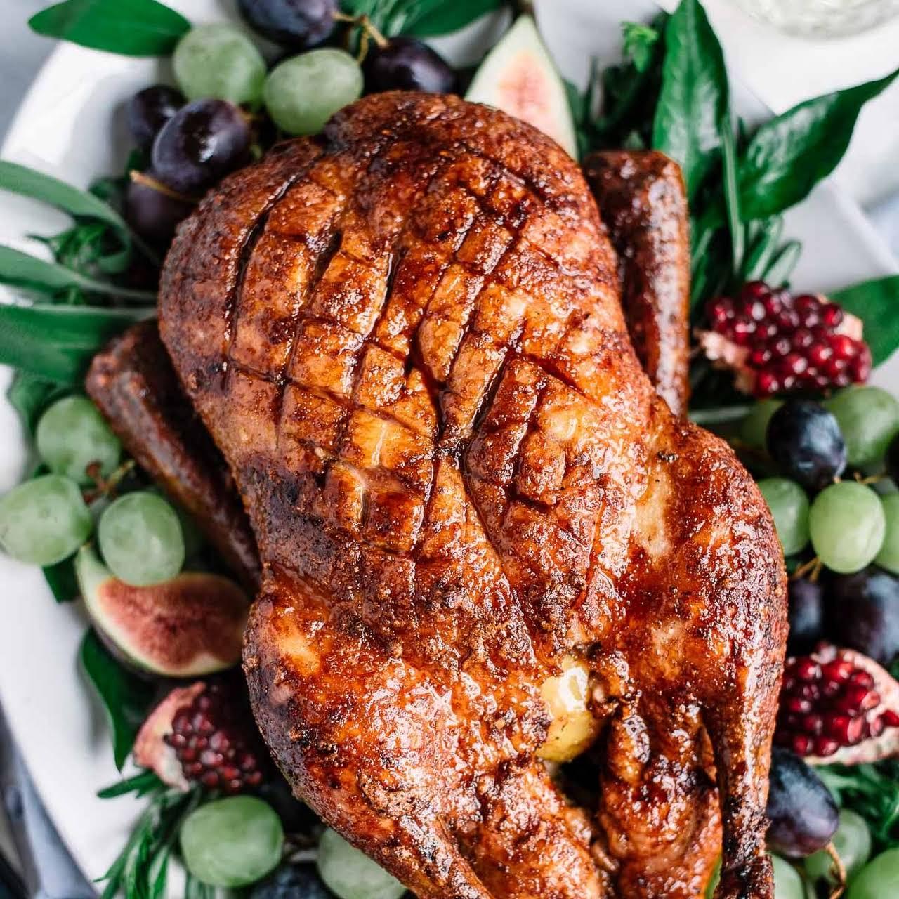 Crispy  accumulate Roast Duck