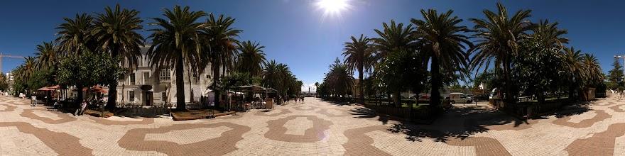 Photo: Spain, Andalusia, Tarifa, Plaza Santa Maria
