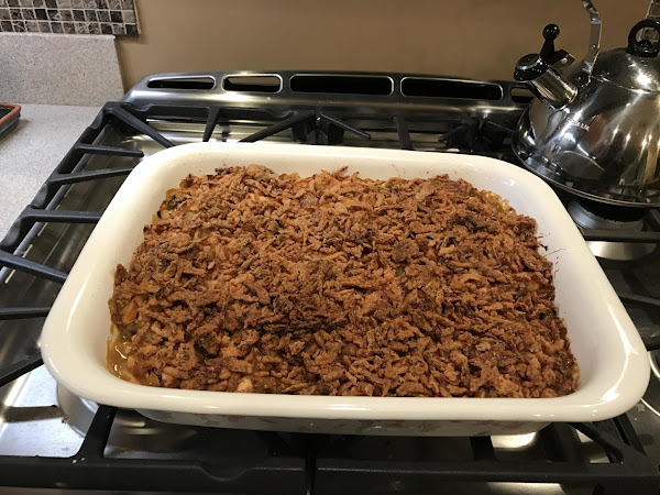 Wild Rice Turkey Casserole Recipe