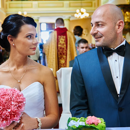 Wedding photographer Paweł Sroka (sroka). Photo of 02.10.2015