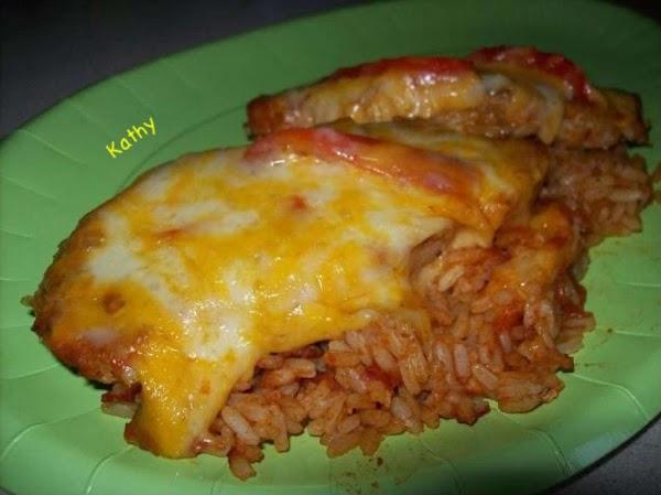 Mexican Pork Chops Recipe