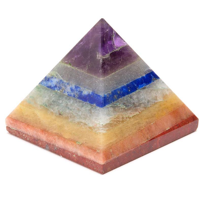 Pyramid, chakra