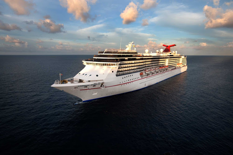 Carnival Miracle will offer four- to 15-day cruises from the Bay Area to Alaska, Hawaii and Mexico starting in 2020.